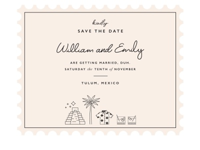 Wedding Save the Date!