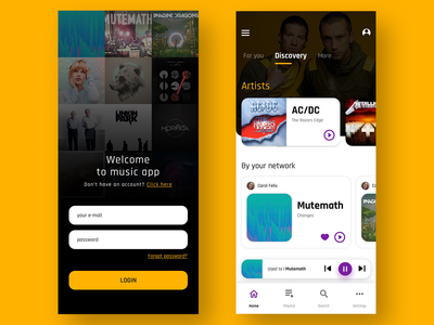 Music App | Project