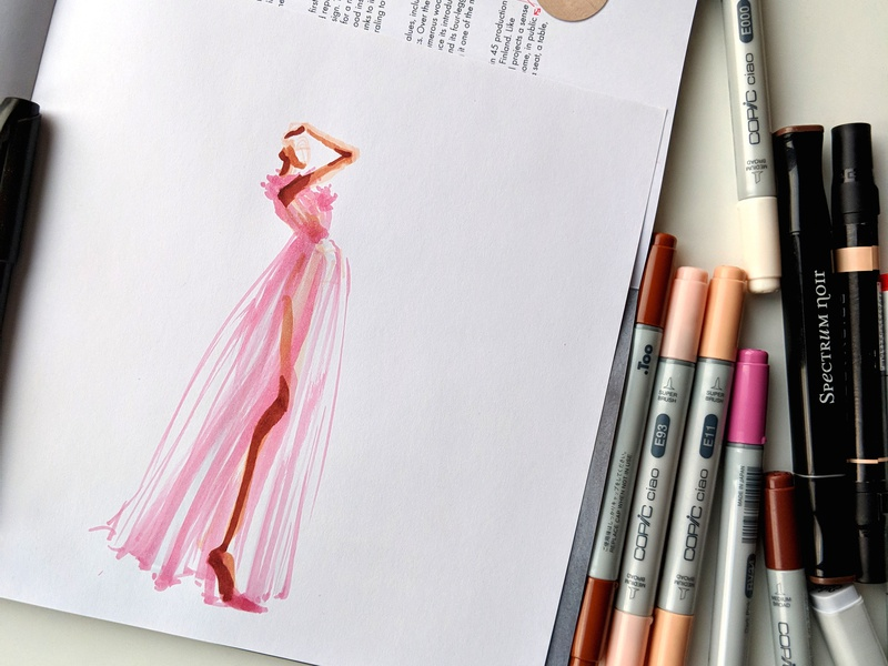 Fashion Concept Designs Themes Templates And Downloadable Graphic Elements On Dribbble