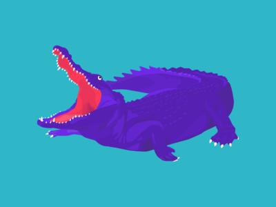 Singing Croc