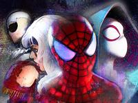 Spiderman Composition Collaboration