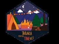 Camp Badge
