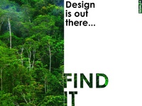 Design Is Out There...