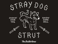 The Buttertones Stray Dog Strut