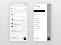 Maily - A clean mail inbox
