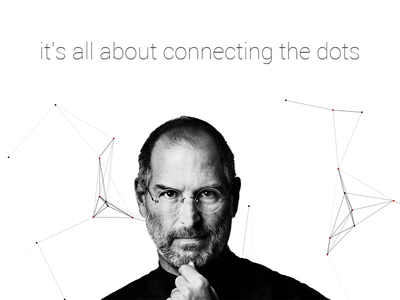 A little tribute to Steve Jobs (check live demo) animation canvas html5