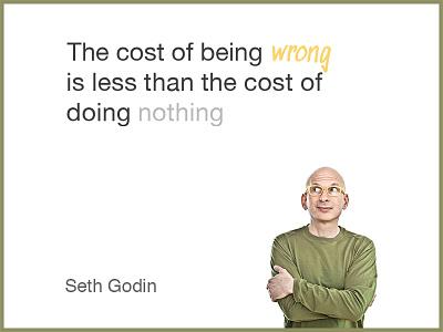 Seth Godin inspiration quote quote inspiration seth godin do it