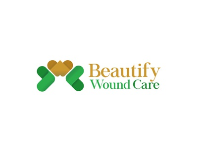 Beautify Wound Care - Logo Concept