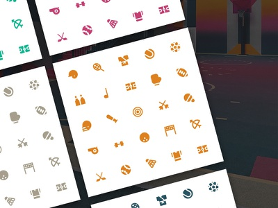 Sport Icon Set icon set ux ux design ui symbol design symbol icon symbol icons pack icons set icons sport iconography icon