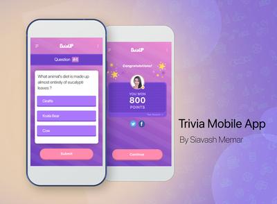 Trivia Mobile App