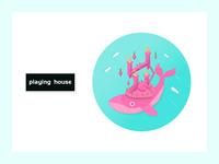 palying house