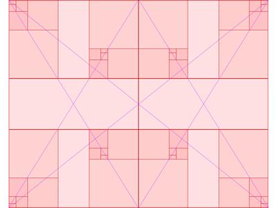 golden ratio grid system for web fireworks by josh gomez