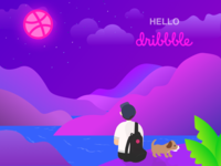 HELLO  Dribbbler