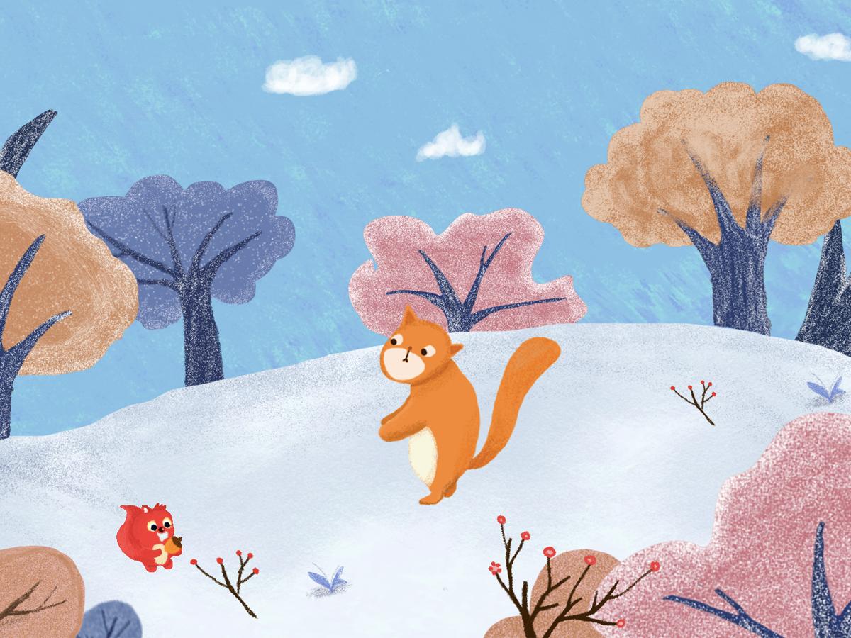 Illustrations to practice 插图 illustration