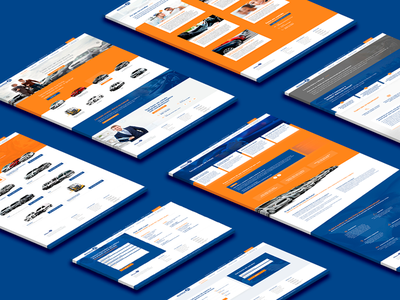 Locadora Marbor rent car interface ux ui website locadora