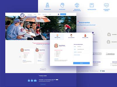 Lardosvovos donate interface ux ui website