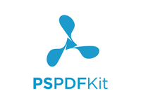 PSPDFKit Version 4 Logo