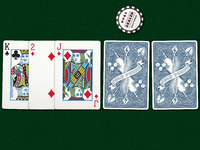Bold poker ipad flop cards