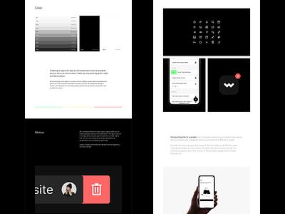 Wando Case Study appdesign product design todo uxui productdesign