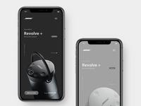 Re-design App interfere Concept for Bose