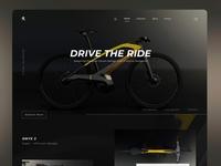 Peugeot Design lab : Redesign web concept