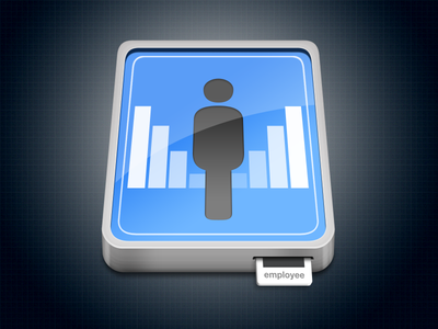 Icon for HR Software hr icon mac human resources