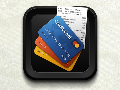 Split&Pay Icon icons application payment icon ios app mobile iphone