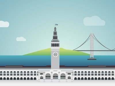 Ferry Building - San Francisco