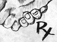 Handshake Rx