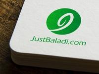 JustBaladi logo