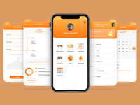 School monitoring app