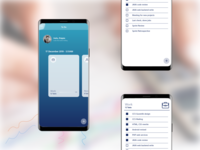 Manage Yourself | Todo Screen
