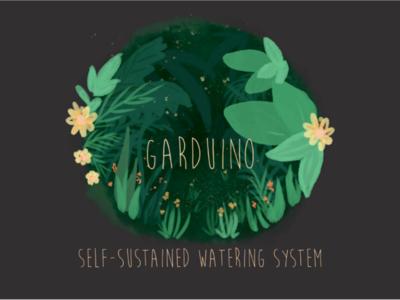 Process book cover illustration photoshop illustrator coding computing arduino technology plants