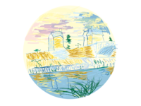 Van Gogh icon 2