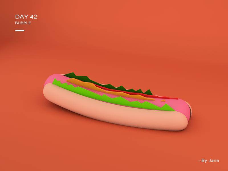 sausage modeling sausage c4d