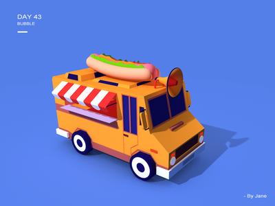 Sausage cart