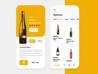 Wine - mall interface