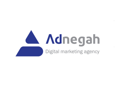 Logo design for Adnegah Digital Marketing Agency