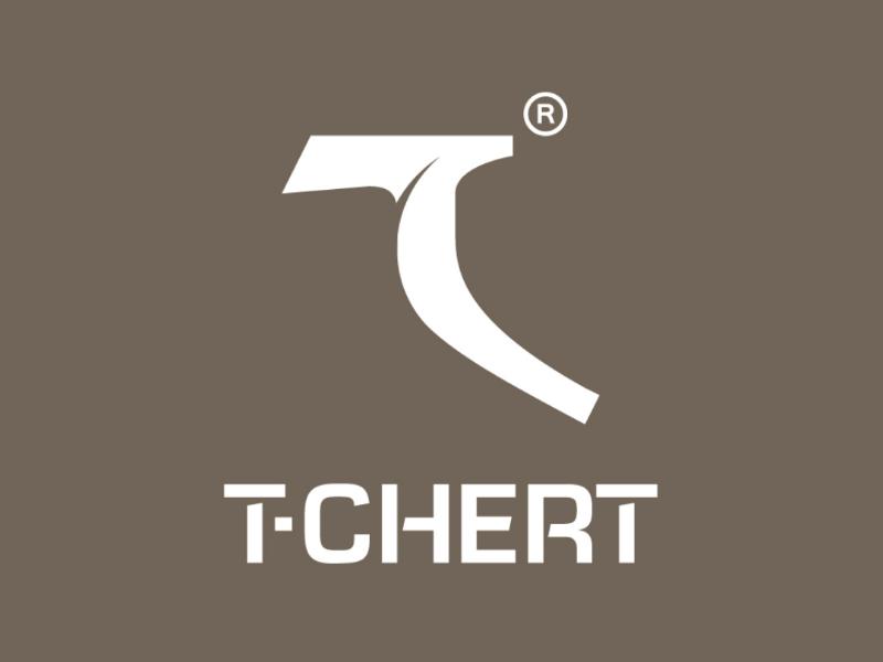 Logo design for T-Chert t-shirt t-chert logo inspiration logo daily logo a day sign t logo logo trend logotype logo design logo