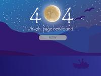 404 Error Page V1