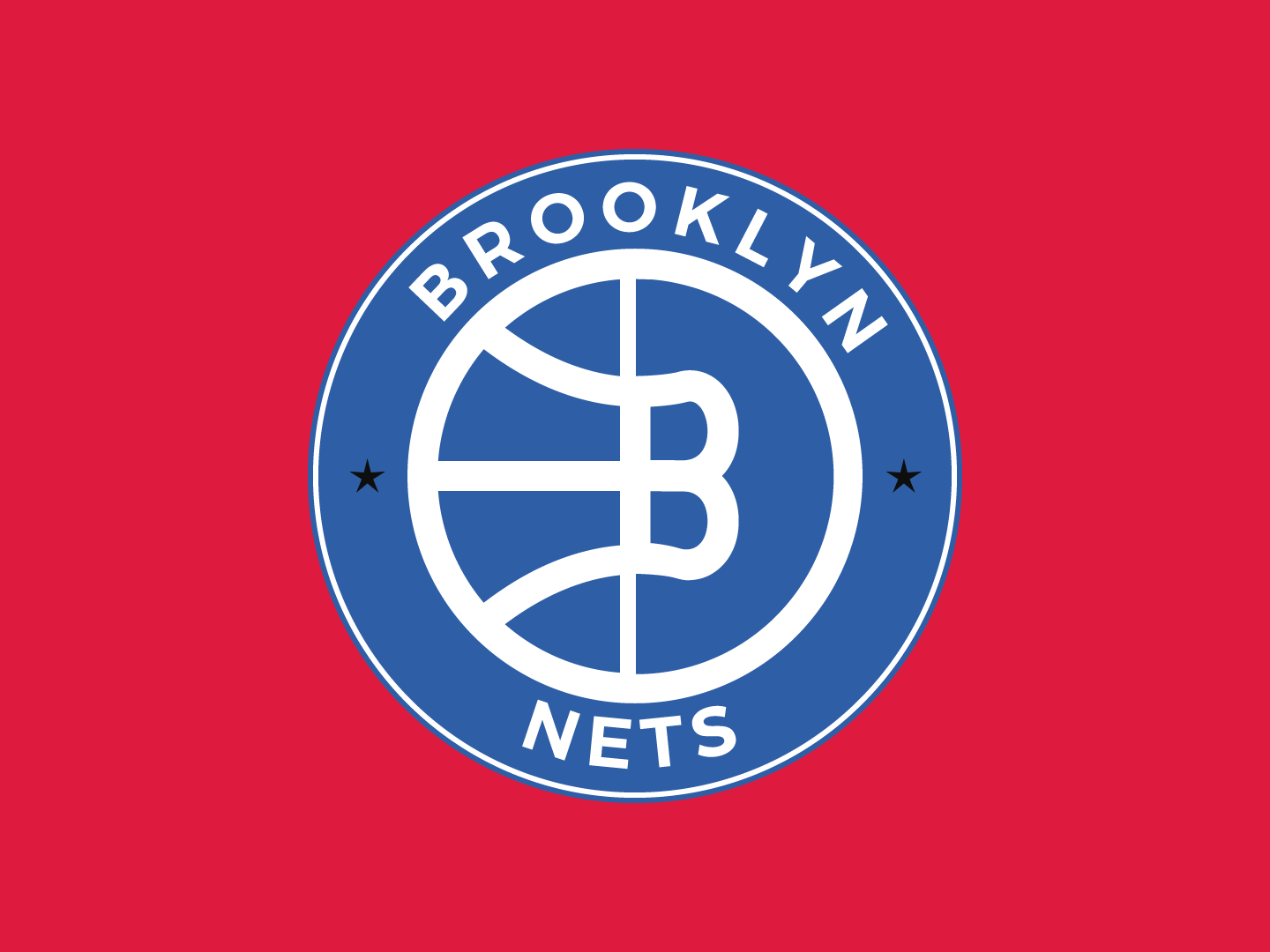 Brooklyn Nets Logo By Damien Bordes On Dribbble
