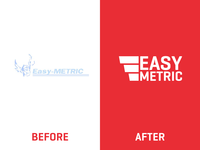 Easy-Metric's Logo #2