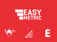 Easy-Metric's Logo #3