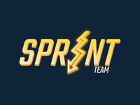 Team Sprint's logo