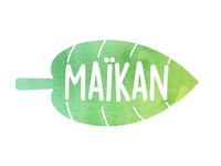 Concept logo for the Maïkan's parc