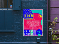 ErenFestival's poster ! v2