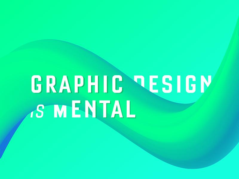 GDisM ! 🧠☄️ meteor space logo mental color gradient green design branding abstract illustration
