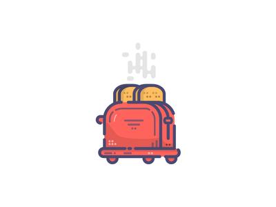 Toaster (12/30)