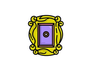 Door (Friends) Peephole (27/30)