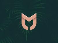 M + U + Flower